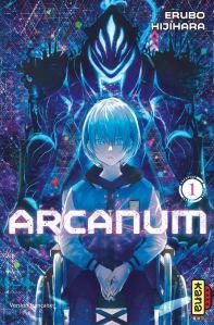 Arcanum Tome 1